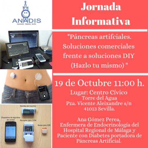 Jornada Infirmativa 19 de octubre 2019