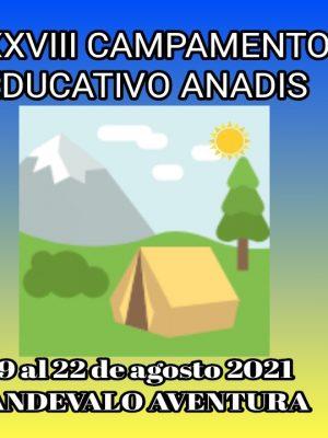 Campamento Anadis 2021