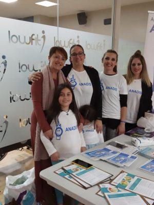 Celebración día mundial de la diabetes