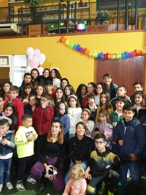 Merienda Navideña 2019